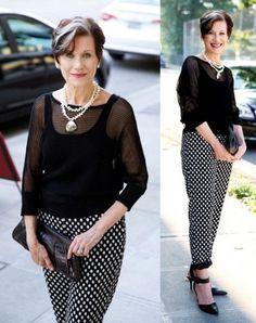 Moda anti-idade: combinando branco com preto e bege no dia a dia ⋆ De Frente Para O Mar