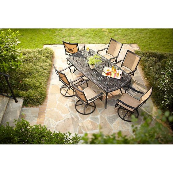 Patio dining Martha stewart and Patio on Pinterest