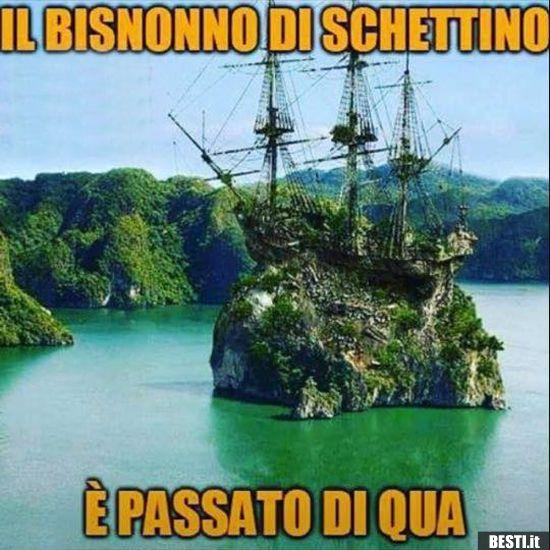Il bisnonno di Schettino | BESTI.it - immagini divertenti, foto ...