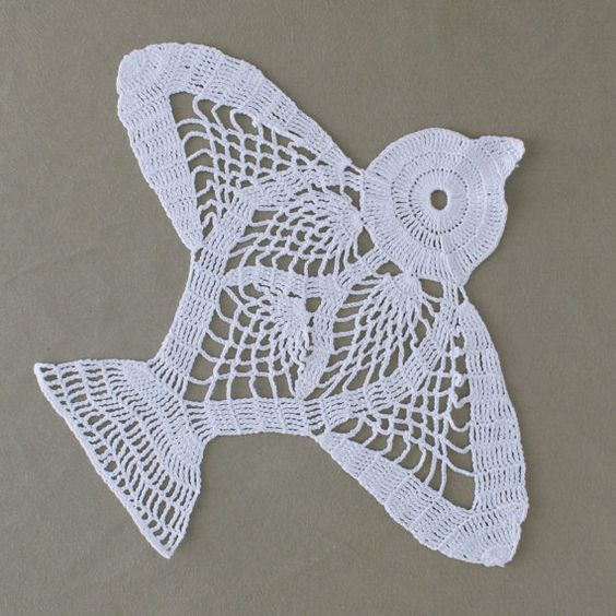 Agapornis tapete Crochet Patrón PDF por Maggiescrochet en Etsy