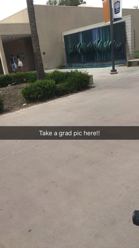 Grad picture location