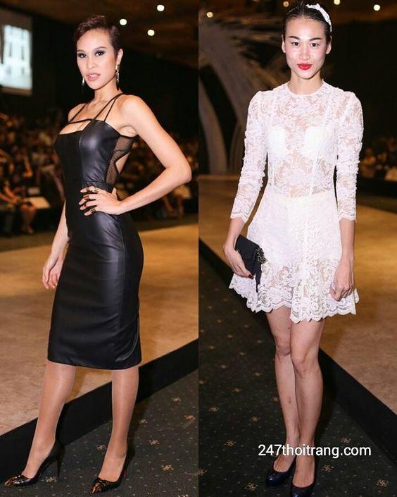 Váy dự tiệc quyến rũ được các nhà thiết kế nổi tiếng dành riêng cho Sao Việt trên tham đỏ