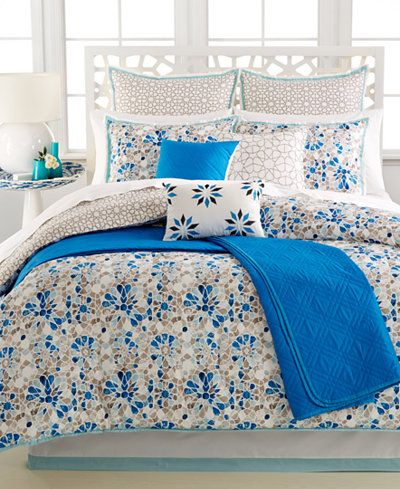 Greenhouse 10-Pc Full Comforter Set