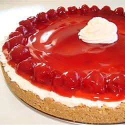 The Best Unbaked Cherry Cheesecake Ever Recipe - Allrecipes.com ...