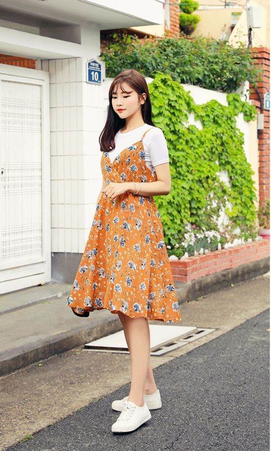 Korean Daily Fashion Official Korean Fashion Fashion Korean Fashion Trends Korean Fashion Summer