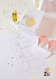 z? La BunnyHouse de - http://www.craftycrafts.info/crafty-crafts/z-la-bunnyhouse-de/