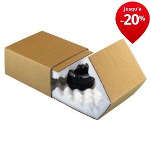 Étui-fourreau postal en carton Rajapack'mousse