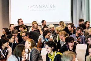 Die reCampaign mit sensationeller Frauenquote in Berlin – wir verlosen zwei Tickets - Mehr Infos zum Thema auch unter http://vslink.de/internetmarketing
