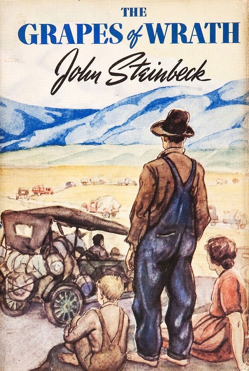 we theme in grapes of wrath The grapes of wrath themes, motifs, and symbols the joad farm example highway 66 the joad farm has been in the family for three generations, and means.