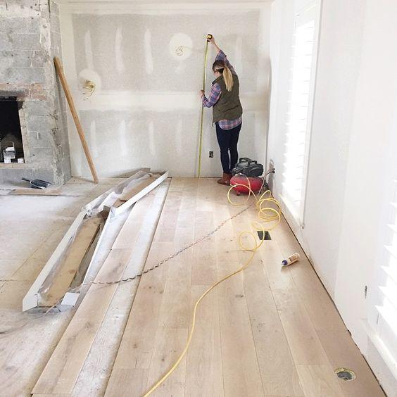 Bleached White Oak Hallmark Quot Alta Vista Laguna Quot Wood