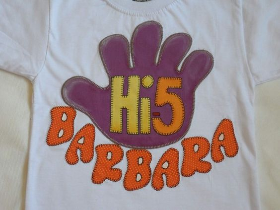 Camiseta infantil .