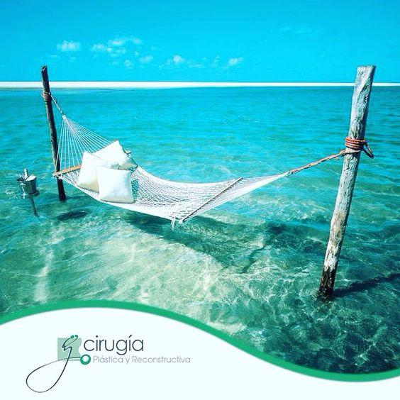 ¿Para tí, cuál sería el mejor lugar para relajarte en #domingo? ¡No dejes de acudir a consulta el día de mañana, con el Dr. Pérez Martínez! ¡Linda tarde! :)