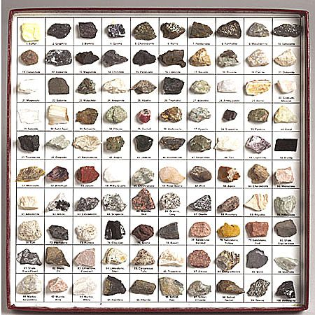 rocks and minerals identifying rocks and minerals ...