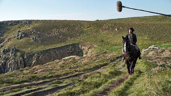 Seamus, the horse - BBC Blogs - TV blog - Five things Poldark taught me