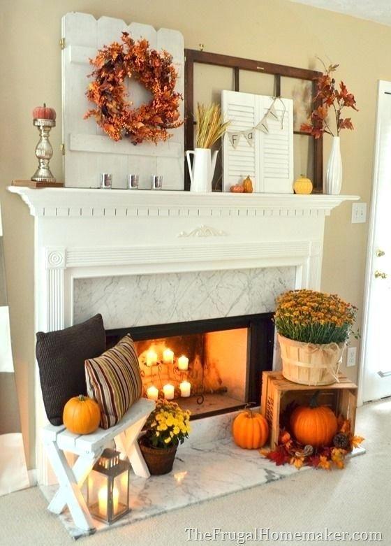 Thanksgiving Home Decorations Pinterest