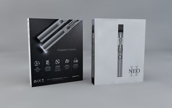 Janty Neo II on Packaging of the World - Creative Package Design Gallery