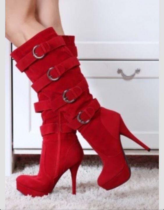 Stunning Knee High Boots