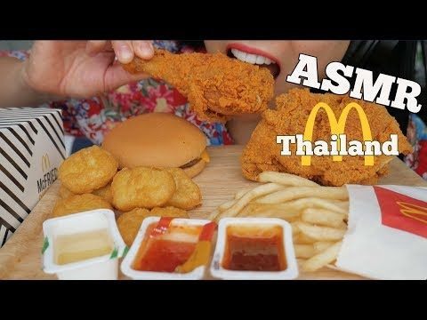 Asmr Mcdonalds Thailand Spicy Fried Chicken Chicken Nuggets Eating Sounds No Talking Sas Asmr Youtube Eat Spicy Fried Chicken Asmr Asmr (autonomous sensory meridian response) is a euphoric experience identified by a tingling sensation that triggers positive feelings, relaxation and focus. asmr mcdonalds thailand spicy fried