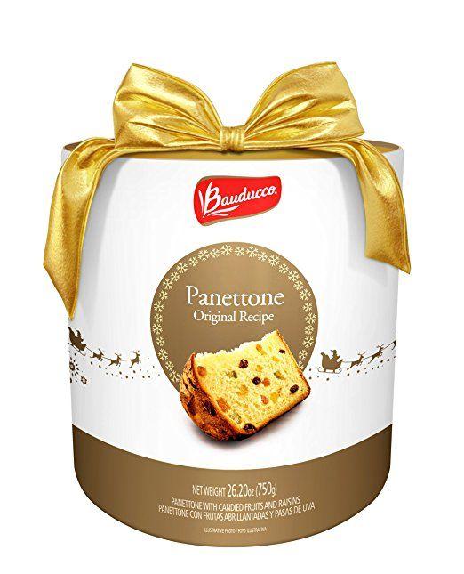 Bauducco Panettone Special Tin 26 2 Oz Italian Recipes Traditional Recipes Holiday Cakes