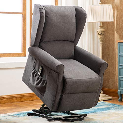 Anj Power Lift Recliner Chair With Massage Living Room Chair