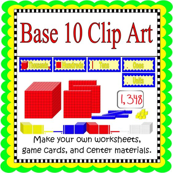 Make Your Own Game Clip Art And Worksheets On Pinterest