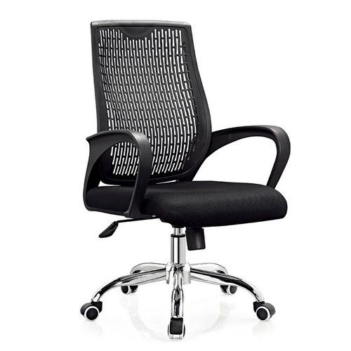 Excellent Quality Unique Ergonomic Plastic Office Chairs China Wholesale Mid Back Chair