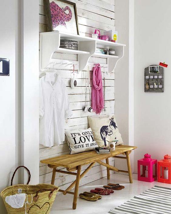 Muebles Lovely Style para decorar el recibidor