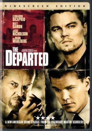one name: LEONARDO DiCaprio