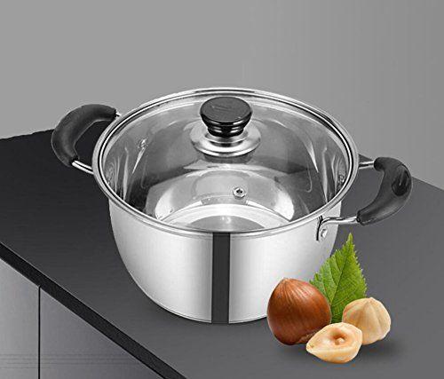 Gjhh Soup Pot Cerole Pan Non