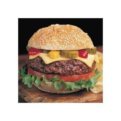 Omaha Steaks - 6 (4 oz.) Gourmet Burgers