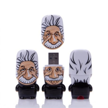 8GB USB Flash Drive - Einstein - Man I would love to get this for @Alex Jacobs!!