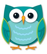 Colorful Owl Two-Sided Decoration