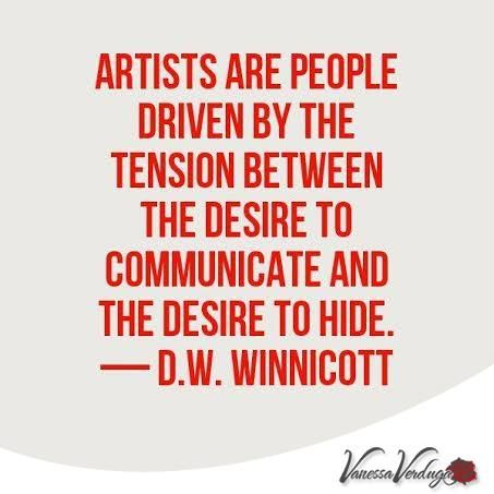 This is true with every Artist.. #vanessaverduga