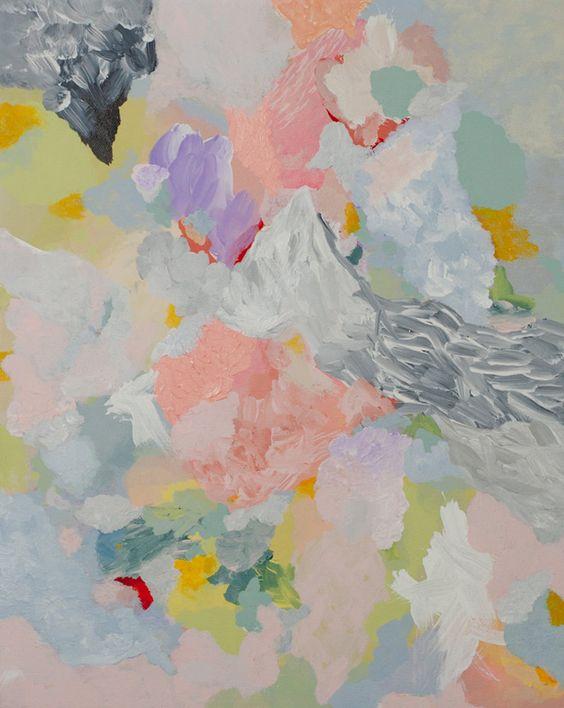 abstract by Ashley Goldberg