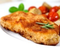 Escalopes milanaises (facile, rapide) - Une recette CuisineAZ