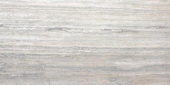 silver honed travertine - Google Search