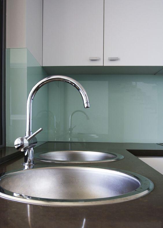 Pin von GLAS NACH MASS auf Bedrucktes Glas | Küche ...