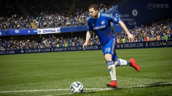 A,B,C...Games: FIFA 15 nos trae la demo con la actualización de la PS Store