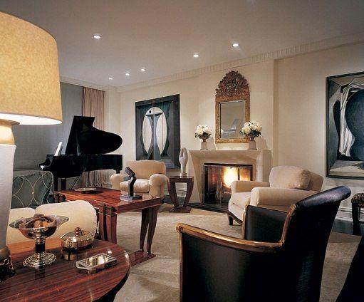 the great gatsby bedroom - Google zoeken Home Interior - dekorieren im art deco stil luxus wohnung