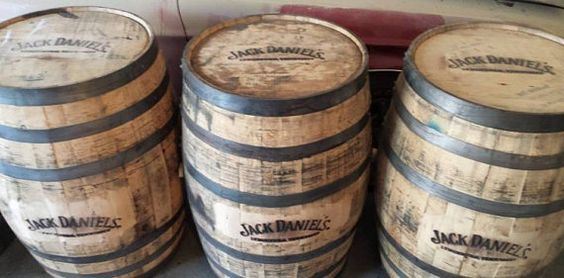 JACK DANIELS Wiskey display bar on Etsy, $500.00