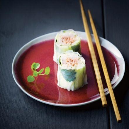 recette de maki de salade de riz au thon par jean fran ois. Black Bedroom Furniture Sets. Home Design Ideas