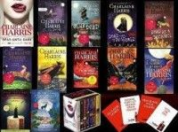 Charlaine Harris - Southern Vampire Series (aka Sookie Stackhouse Series); Basis for the HBO series True Blood