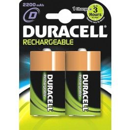 Duracell D Rechargeable