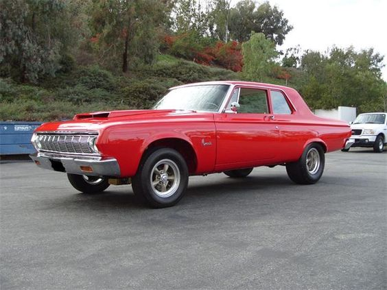 Plymouth Fury 1958 For Sale >> 1964 Plymouth Savoy - Information and photos - MOMENTcar | MOPAR & HEMI | Pinterest | Plymouth ...