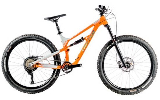 Sepeda Gunung United Epsilon T5 2020 Sepeda Gunung Sepeda Komponen Sepeda