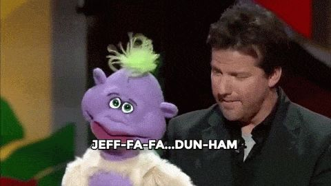 "Besides ""Jeff-fa-fa,"" choose your favorite comedian:"