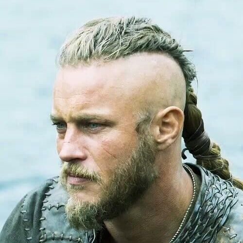 50 Viking Hairstyles For A Stunning Authentic Look Men Hairstylist Viking Hair Viking Haircut Long Hair Styles Men