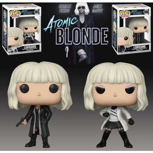 Atomic Blonde Lorraine Funko POP Movies