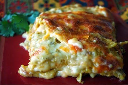 ENCHILADA LASAGNA | Best Food In World