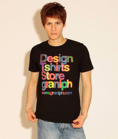 グラニフのTシャツがまるでアートギャラリーにいるみたい!魅力的なTシャツを大調査!